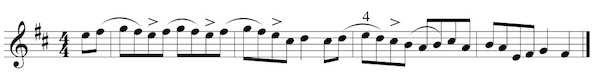Georgia Shuffle